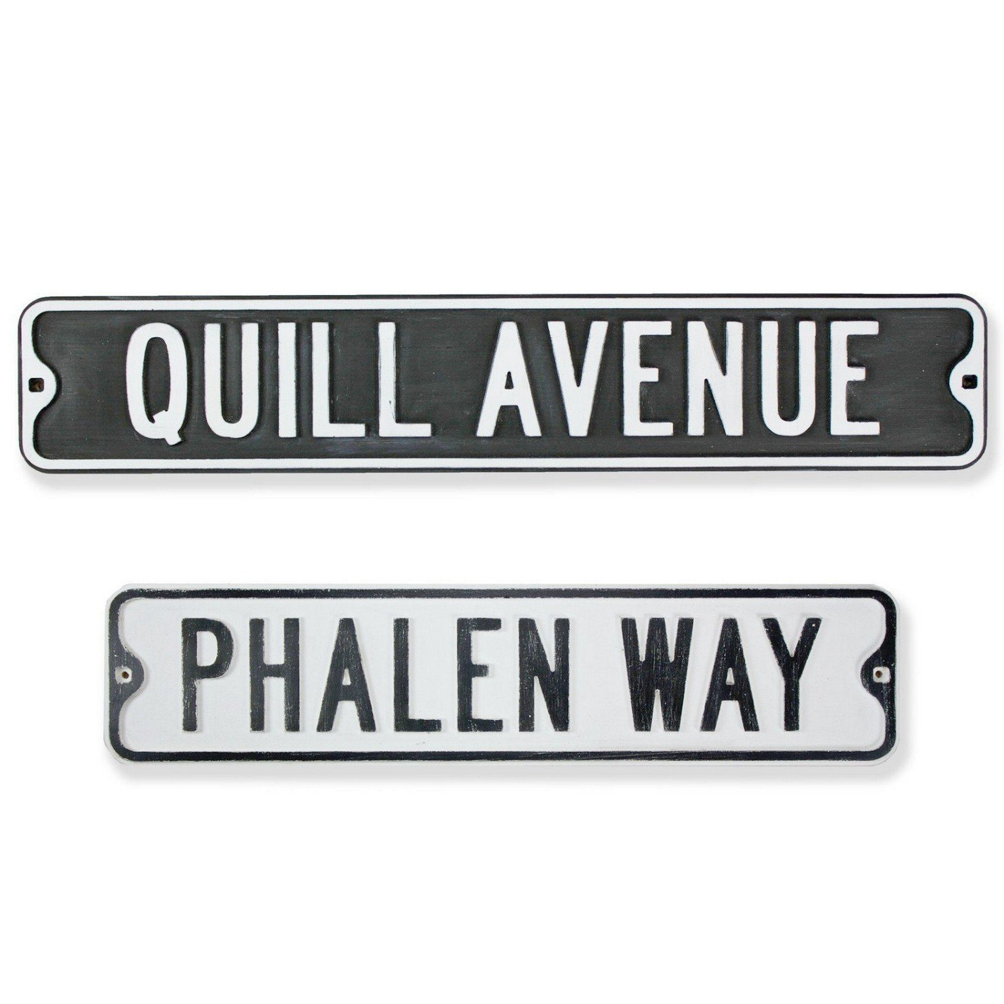 Personalized Street Signs >> Personalized Vintage Street Sign