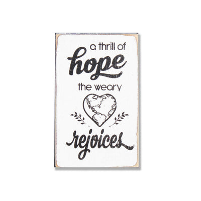 A Thrill Of Hope - Mini