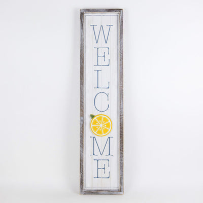 Welcome Summer Reversible Sign