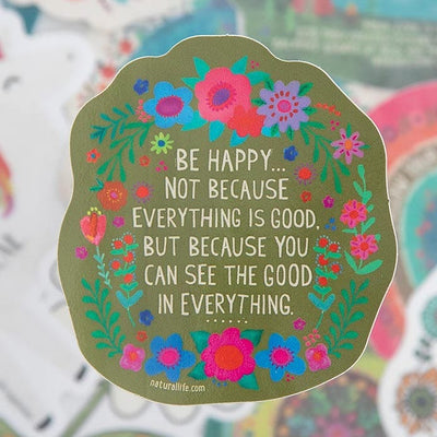 See The Good In Everything Sticker