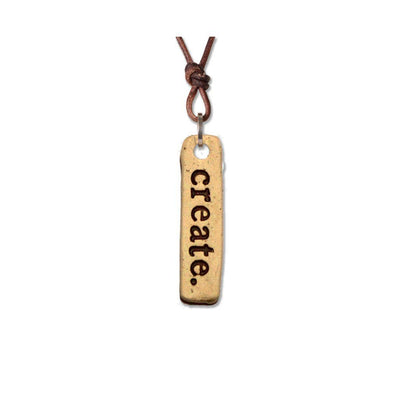 create. necklace
