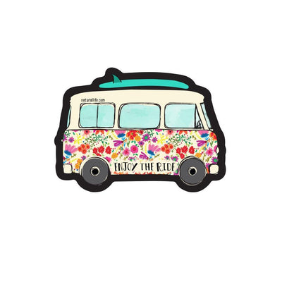 Enjoy The Ride Van Sticker