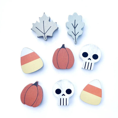 Autumn Bundle of Shapes for Letter Boards