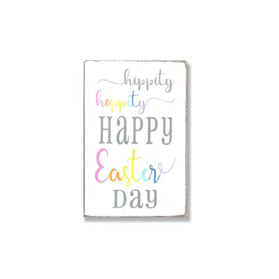 Happy Easter Day Limited Edition Sign