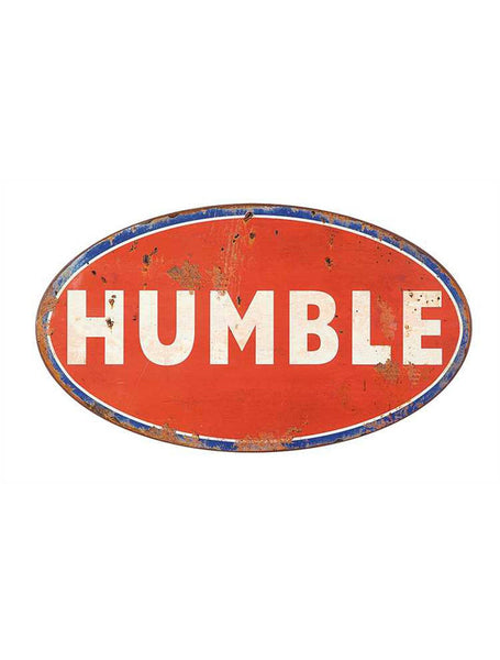 humble, sign reproduction, - Barn Owl Primitives, vintage wood signs, typography decor,