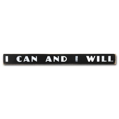 i can and i will - limited edition