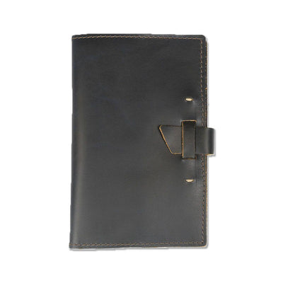 The Navigator Notebook - Charcoal