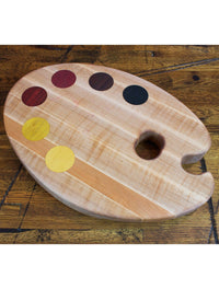 Tasting Palette Cutting Board