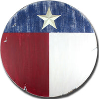texas flag - Barn Owl Primitives  - 2