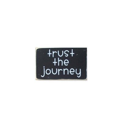 trust the journey - Mini