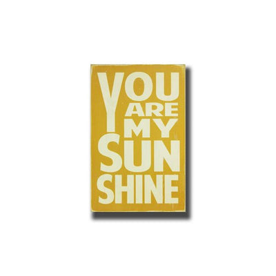 you are my sunshine - small - Barn Owl Primitives  - 1