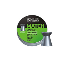 JSB Green Match Light Weight .177/4.51mm
