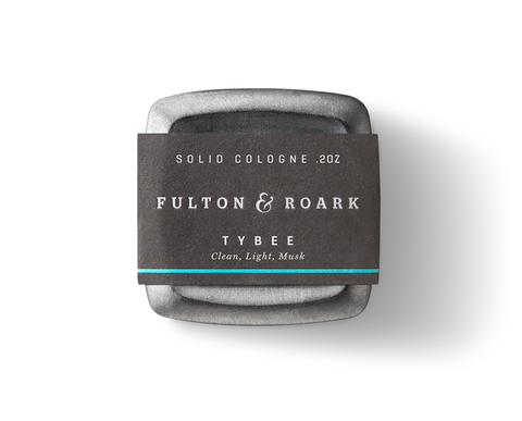 Tybee Solid Cologne