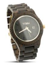 Load image into Gallery viewer, Yesah Bear Wooden Watch