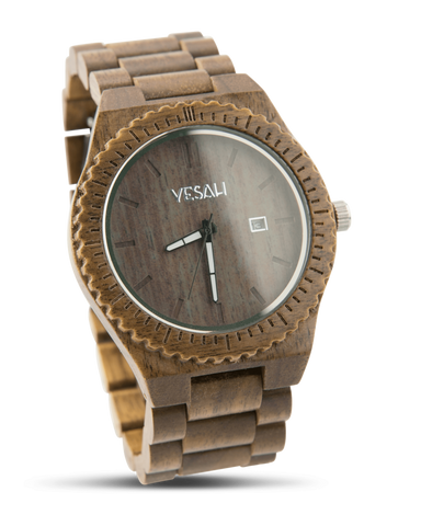 Yesah Elk Wooden Watch