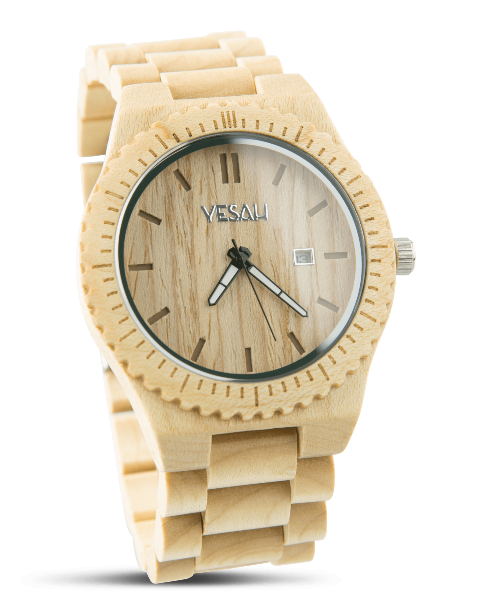 Yesah Owl Wooden Watch