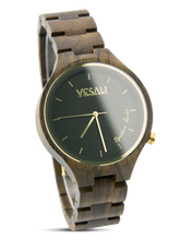 Load image into Gallery viewer, Yesah Signature Series Bear Wooden Watch