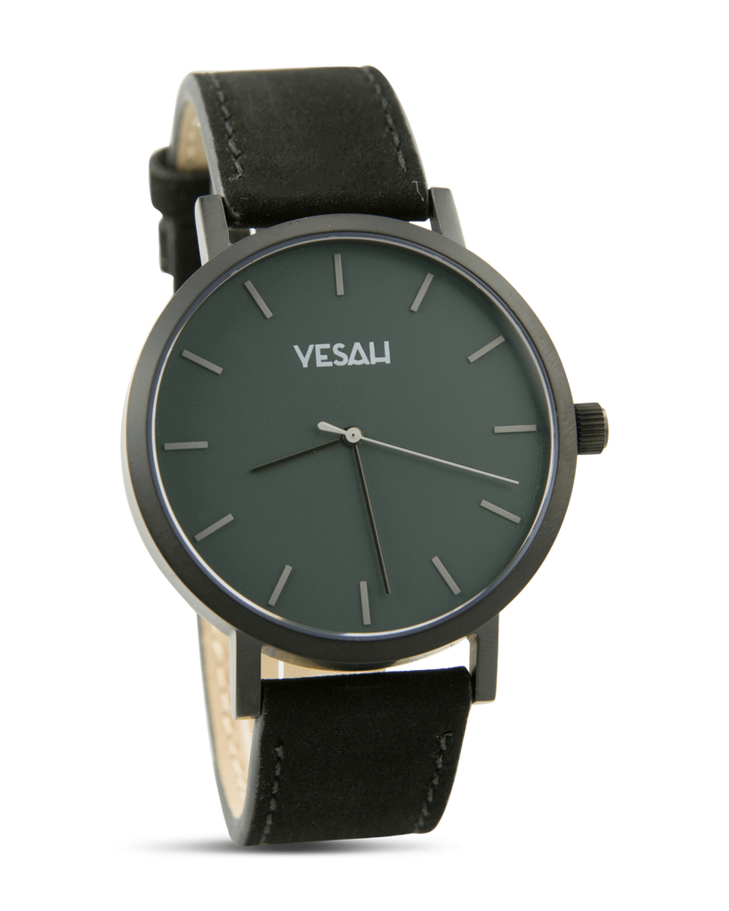 Yesah Stainless Steel Series Black