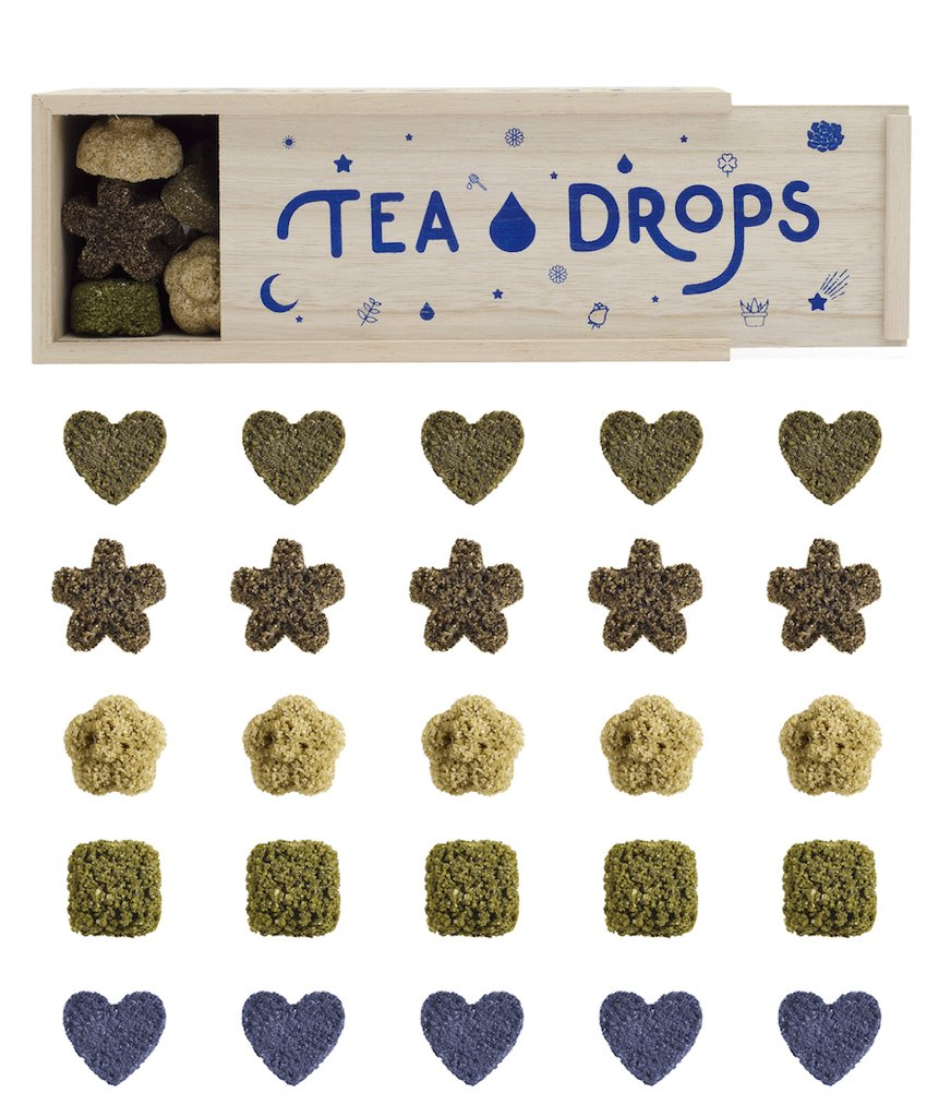 BEST TEA GIFT SET - LARGE TEA DROPS ASSORTMENT BOX