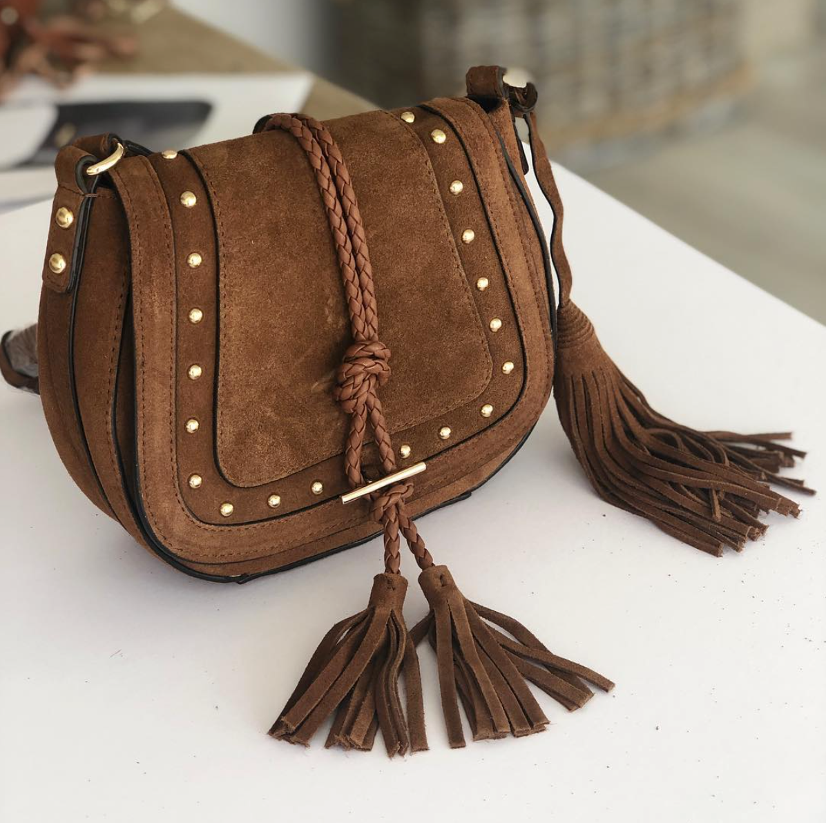 Rodeo Ready Accessories. Saddle bags for the Modern Cowgirl