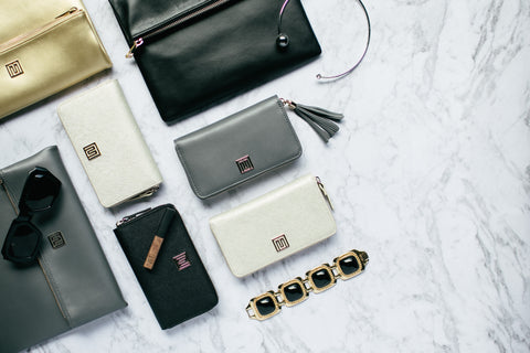 NIKKI WILLIAMS Saffiano Wallets / Purses