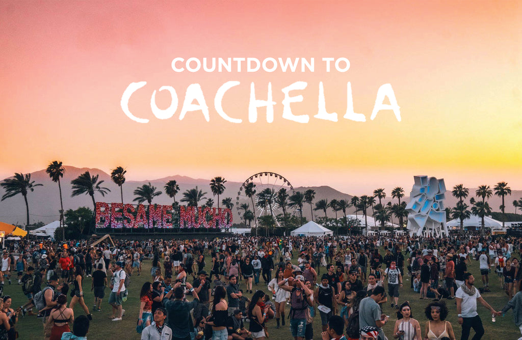 Coachella Fashion. 2018 festival guide