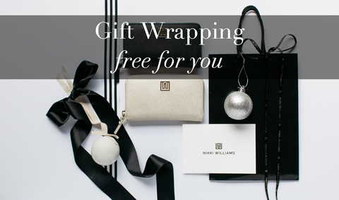 Free Gift Wrapping for Christmas