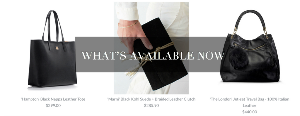 Wholesale Handbags Available Now