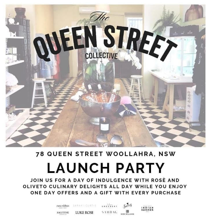 Queen Street Collective Launch Party