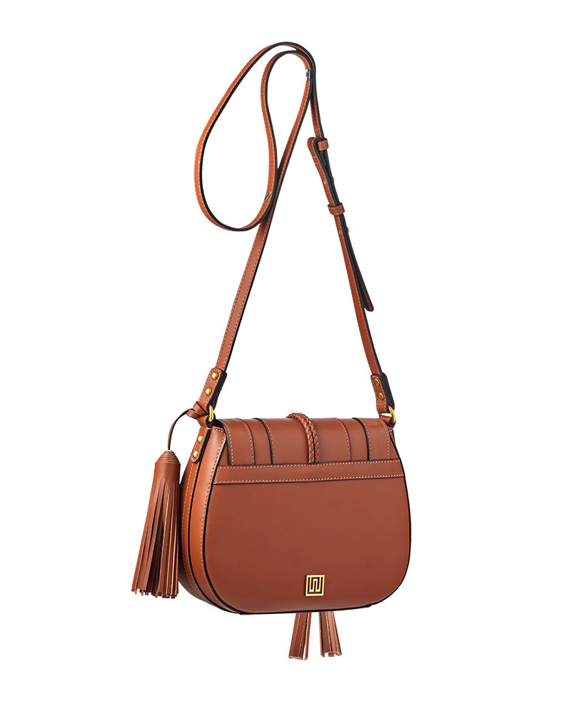 Saddle Bag with Tassel