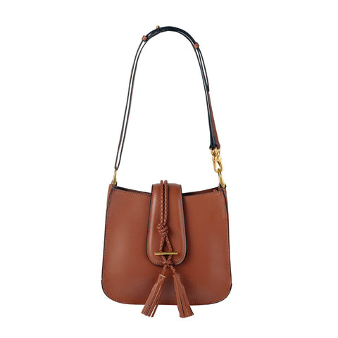 Polo Mini Bag -Tan