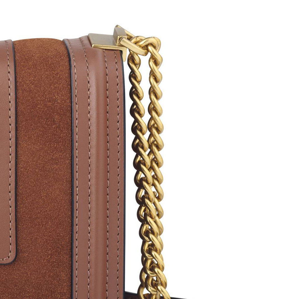 Crossbody with Chain Strap