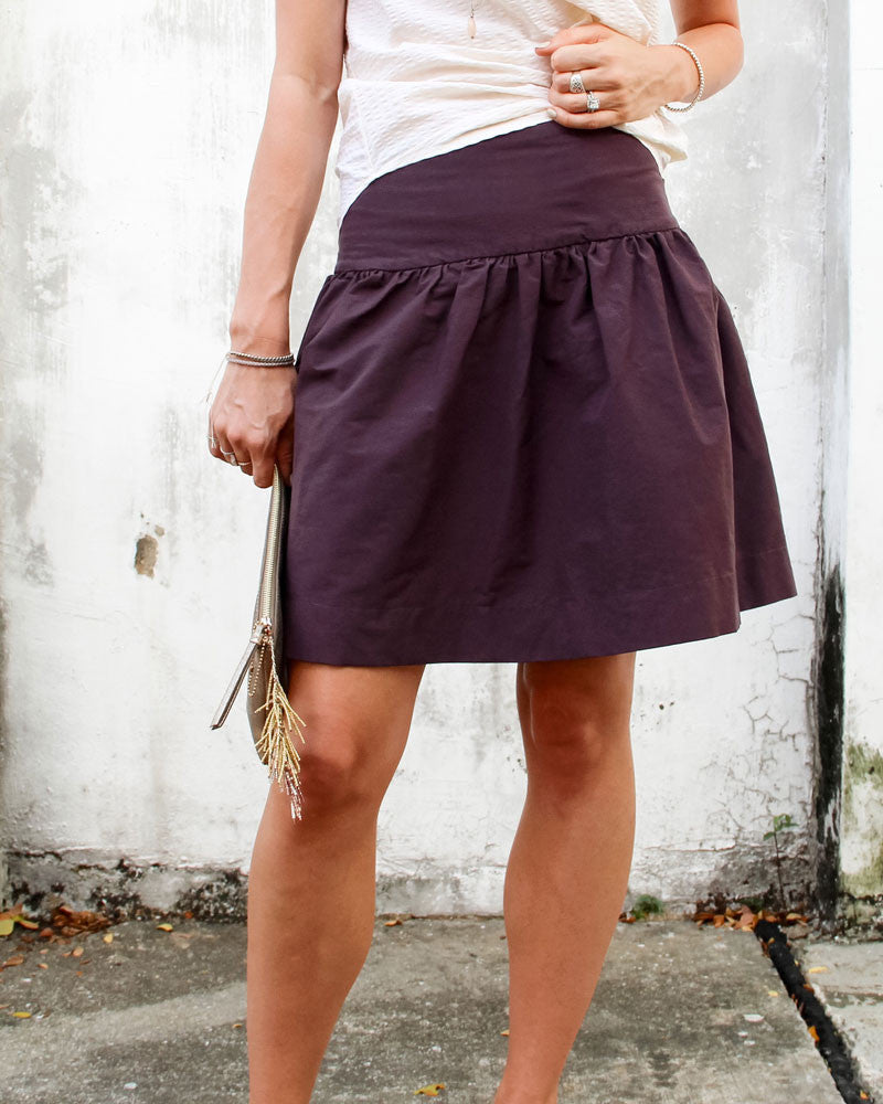 Basics . Drop Skirt