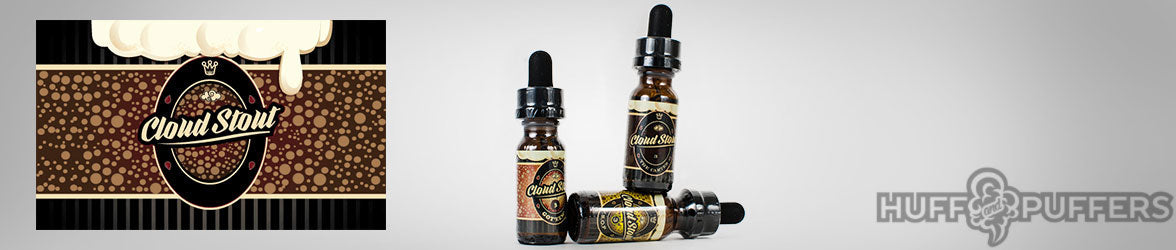 Cloud Stout E-Juice
