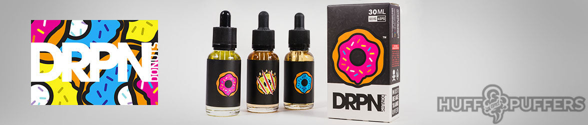 DRPN Donuts E-Juices