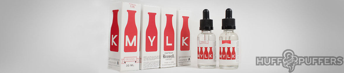 MYLK - Brewell Vaport, Original, Strawberry