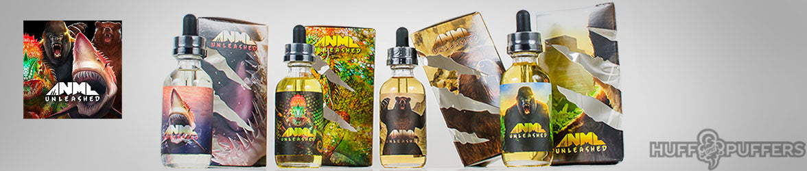 anml unleashed e liquid | phillip rocke