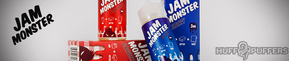 jam monster e liquid