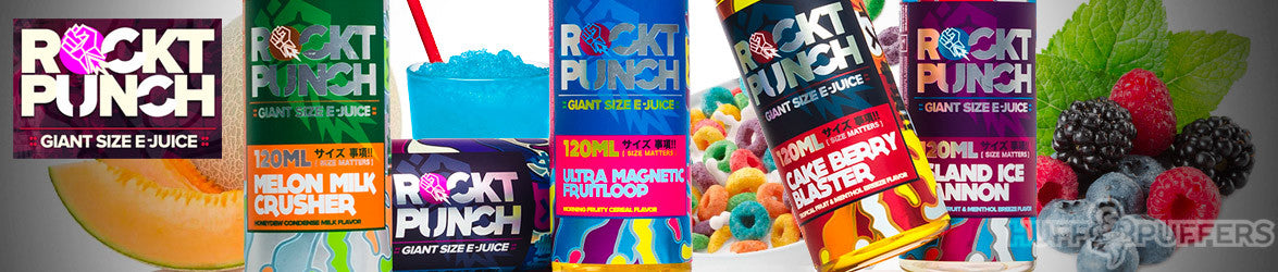 rockt punch e liquid