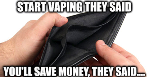 Vaping on a budget