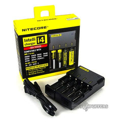 Nitecore i4 Intellicharger with box package