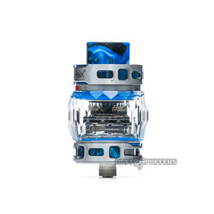 freemax maxluke sub ohm tank resin blue