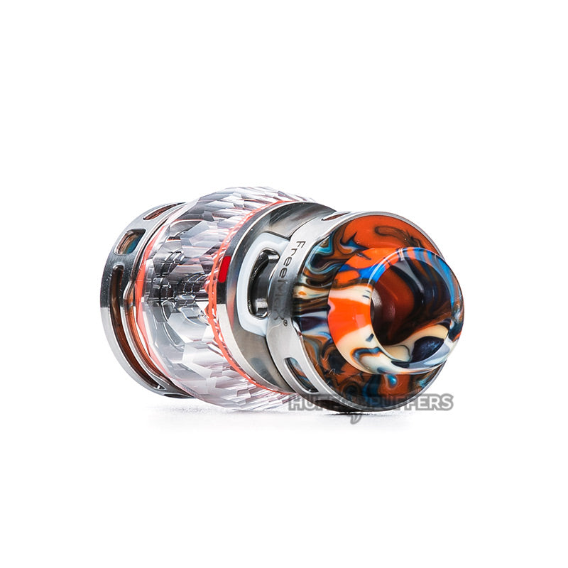 freemax maxluke sub ohm tank top fill port view