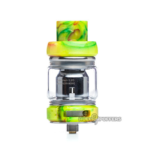 Freemax Mesh Pro Tank green resin