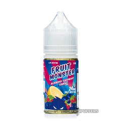 fruit monster salt - blueberry raspberry lemon