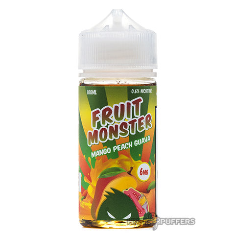 Fruit Monster - Mango Peach Guava