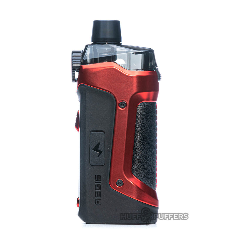 geekvape aegis boost pro device in devil red