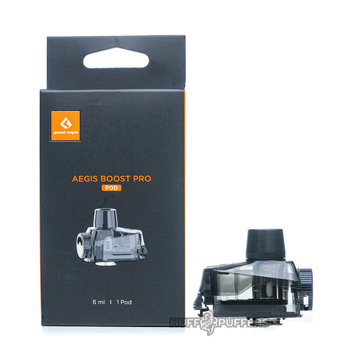 geekvape aegis boost pro replacement pod with box