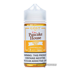 the pancake house banana nuts - gost vapor