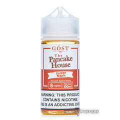 golden maple - the pancake house by gost vapor